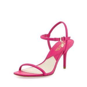 Michael Kors Hot Pink Heels Size 7